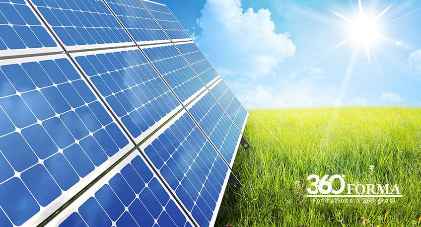Progettazione Impianti Solari Fotovoltaici: come diventare esperto delle energie rinnovabili