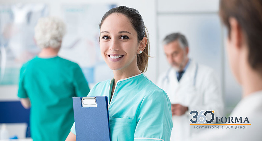 Corso OSS: iscriviti e acquisisci la qualifica professionale di Operatore Socio Sanitario