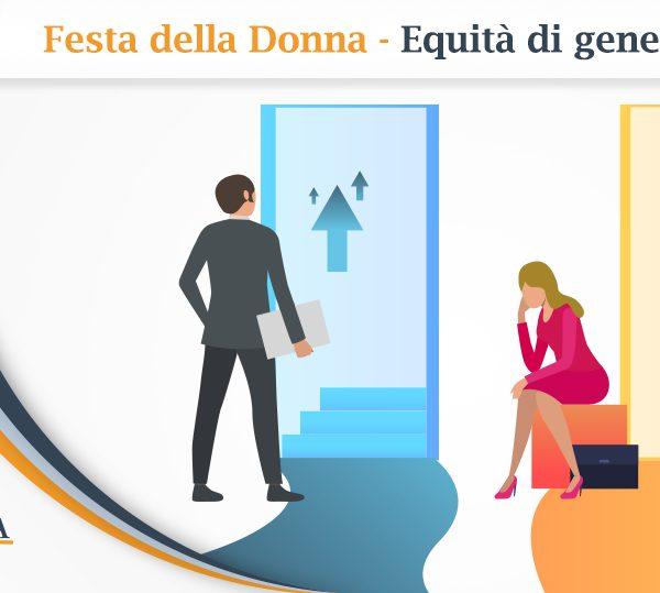infografica sull'equità di genere sul lavoro